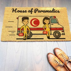 Ambulans Temalı Paspas