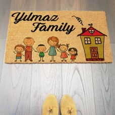 Renkli Aile Paspası