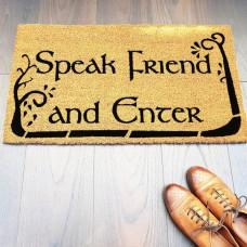 Speak Friend And Enter Paspas