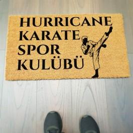 Spor Salonu Kapı Paspası