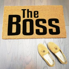The Boss Kapı Paspası